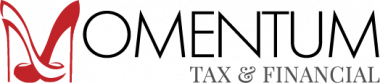 Momentum Tax & Financial logo