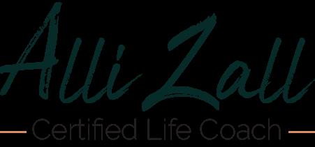 Alli Zall Life Coaching logo