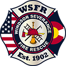 Windsor-Severance Fire Rescue logo